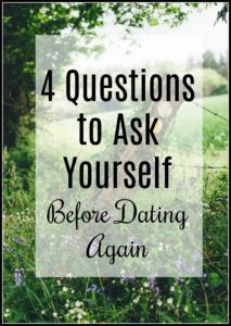 Are you Ready to Date Again