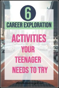 6 Activities to help teens discover their passion