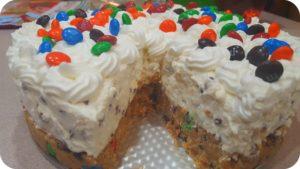 dessert build stress tolerance