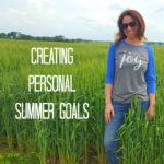 Creating Personal Summer Goals