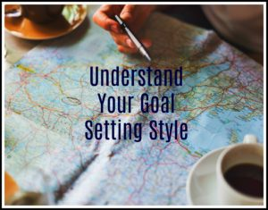 Goal setting style