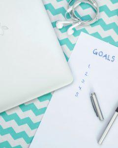 short term goal setting