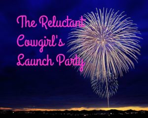fireworks the reluctant cowgirl launch