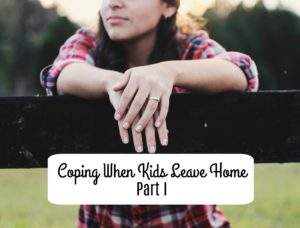 Coping When Kids Leave Home