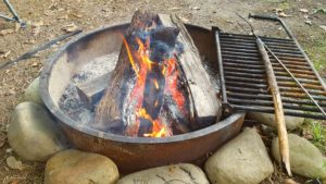 10 Healthy habits to Strengthen Your Family Bond campfire