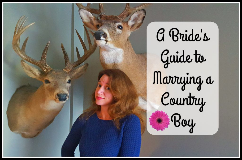 A Bride's Guide to Marrying a Country Boy deer