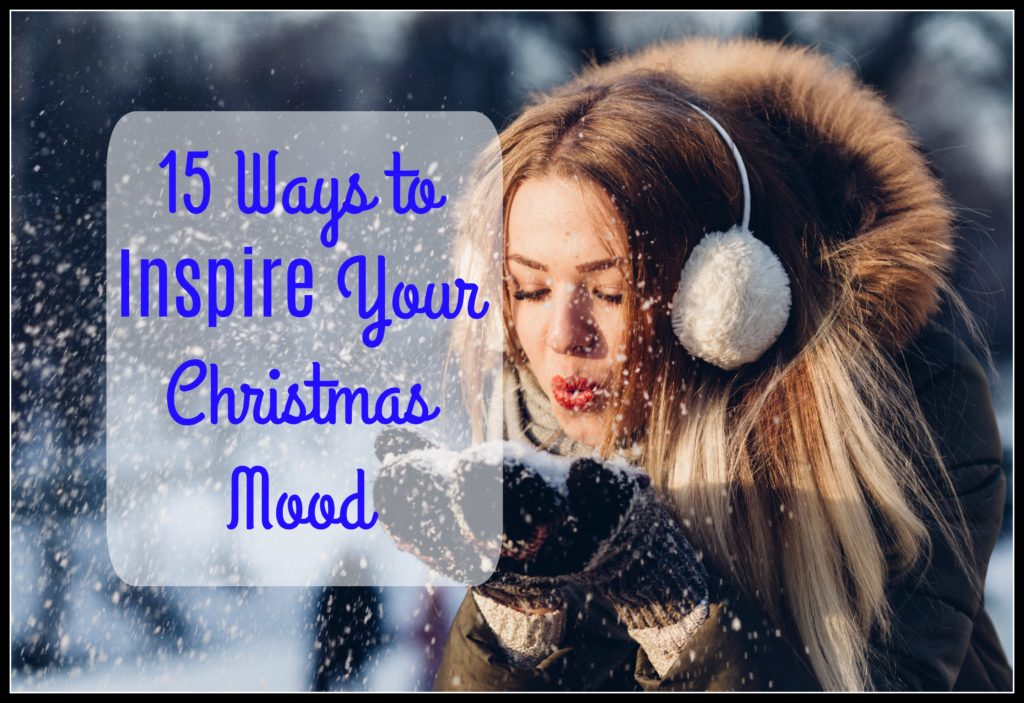 15 Ways to Inspire Your Christmas Mood Snow
