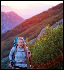 Creating a Focus Word for 2018 hiking