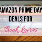 Amazon Prime Day Deals for Book Lovers