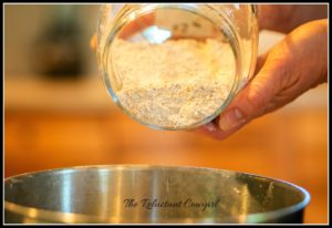 Home Milling Wheat from Field to Table