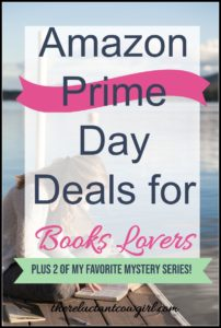 Amazon Prime Best Day Deals for Book Lovers