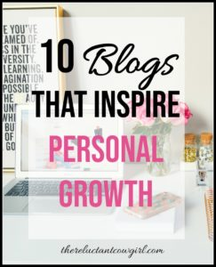 10 Blogs That Inspire Personal Growth