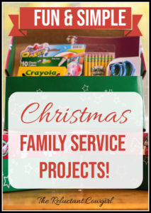 Simple Family Service Projects