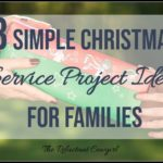 Simple Christmas Service Projects for Families
