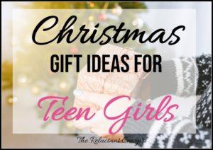 Christmas Gift Ideas for Ten Girls