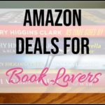 Amazon Deals Continued for Book Lovers