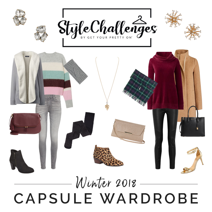 Get Your Pretty On Winter Style Capsule