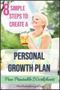 8 Simple Steps to Create a Personal Growth Plan