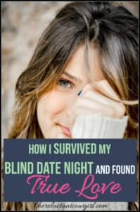 Blind Date Success that Ended in True Love