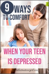 Mom's Guide to Helping Teen with Teen Depression