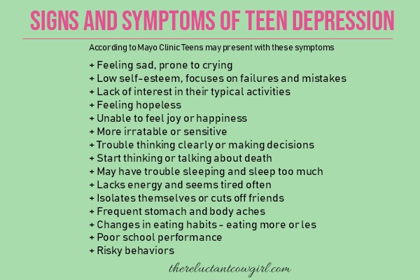 A Mom's Guide to Supporting a Teen with Depression