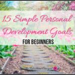 15 Simple Personal Development Goals for Beginners