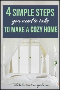How to Create a Peaceful, Cozy Home