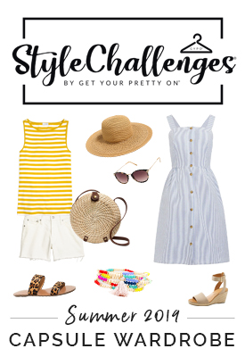 Get Your Pretty On Style Challege