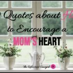 20 Quotes About Home to Encourage Moms