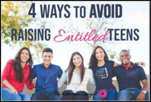 Entitled Teenager