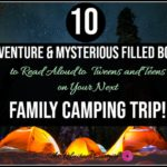 10 Great Books to Read on Your Family Camping Trip