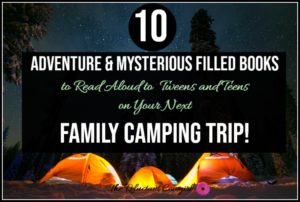 great books to read on family camping trip