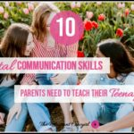 10 Vital Communication Skills for Teenagers