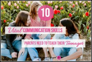 Vital Communication Skills for Teenagers