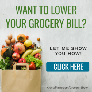 Slash Your Grocery Bill Money Saving Mom