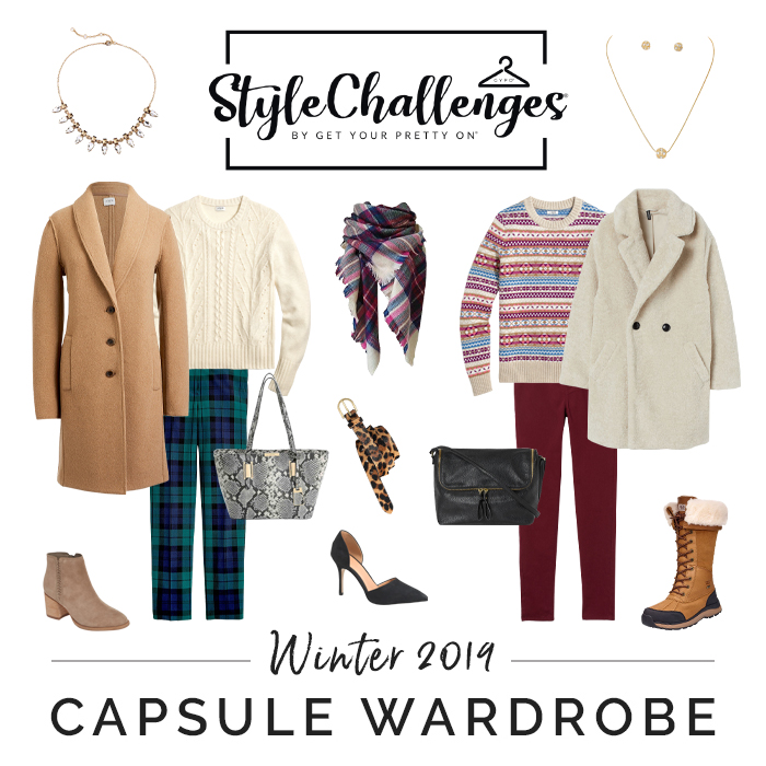 Easily Create Your Own Capsule Wardrobe