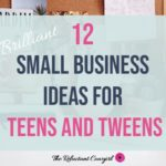 12 Smart Small Business Ideas for Teenagers