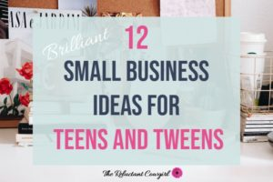 small business ideas for teenagers