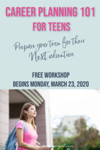 career planning for teens