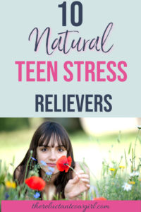 natural stress relievers for students