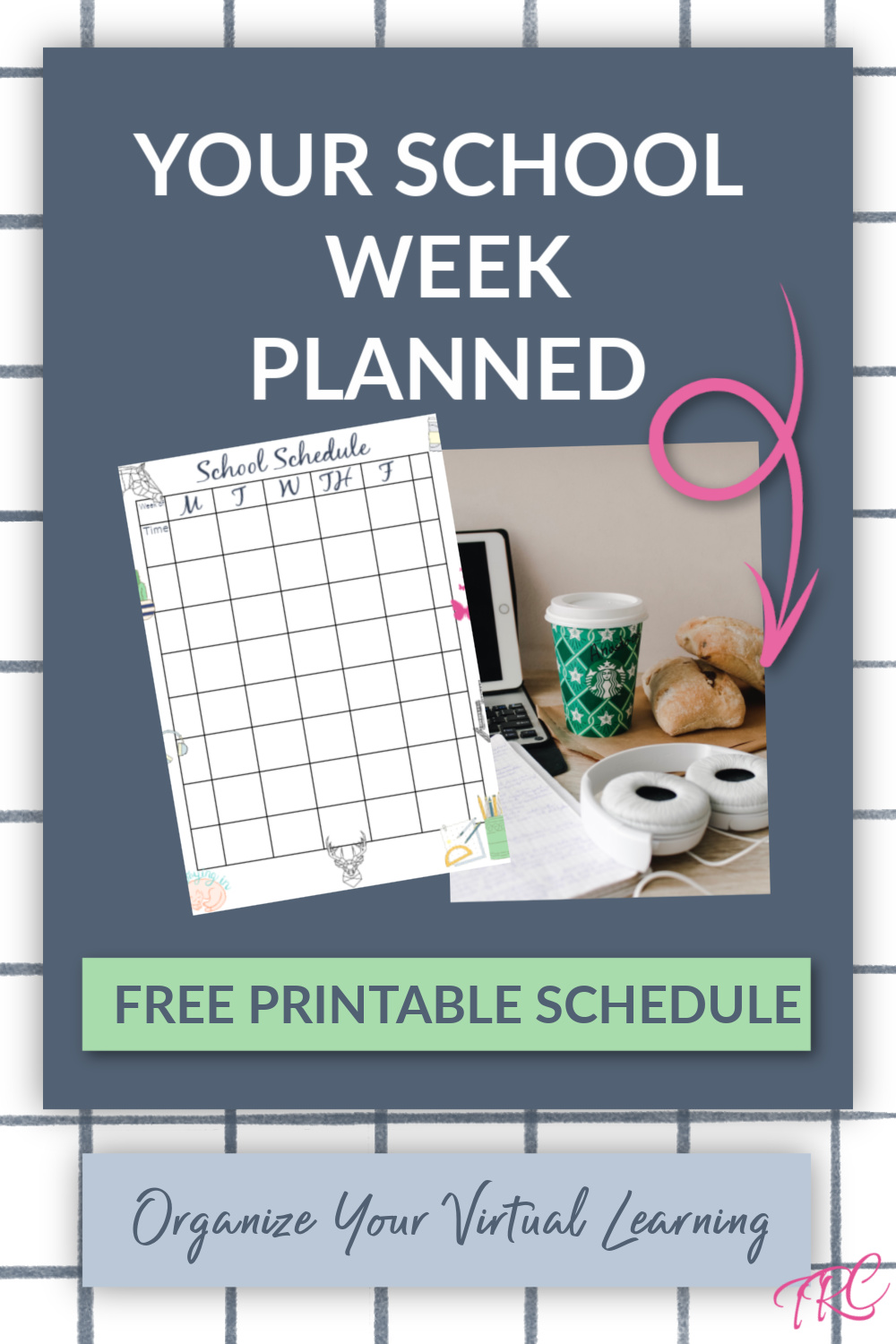 Virtual Learning Customizable Schedule