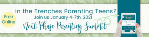 parenting teens summit online